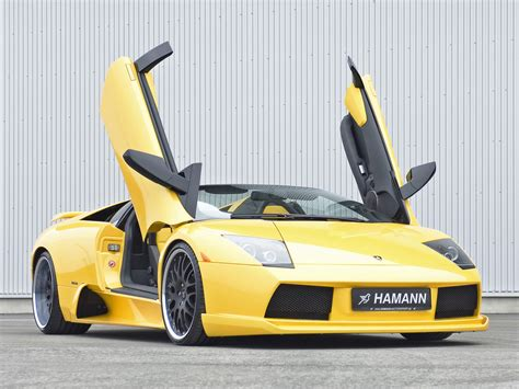 2007 Hamann Lamborghini Murcielago Front Right Doors Open ...