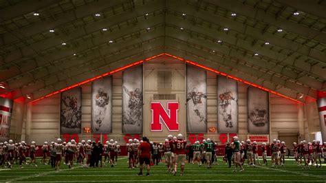 nebraska announces  million football facility