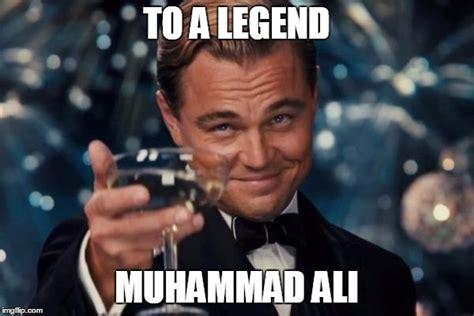 Ali Meme - r i p muhammad ali imgflip