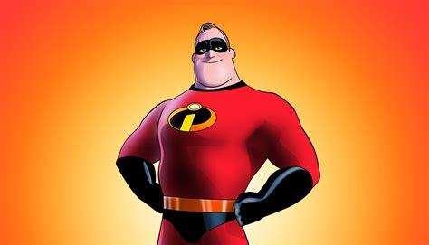 Mr Incredible In The Incredibles 2 2018 Artwork 5k, Hd