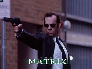 The Matrix Agent Smith Wallpaper - The Matrix Wallpaper ...