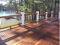 deck stain colors Student Painters for Decks and Patios in Canada
