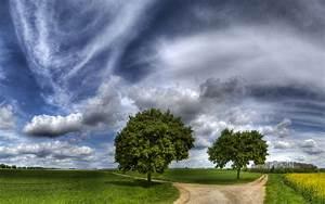 Country, Road, Wallpapers, Desktop
