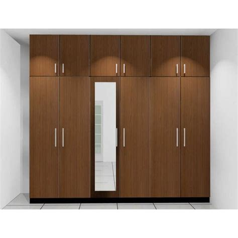 Wooden Cupboard by Brown Wooden Bedroom Cupboard Rs 850 Square