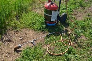 Chalumeau Pour Désherber : test le d sherbage thermique c 39 est efficace jacky la ~ Premium-room.com Idées de Décoration