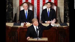 Donald Trump delivers first speech to Congress - CNNPolitics