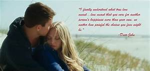 Dear John Quotes. QuotesGram