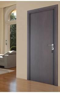 Porte Interieur Design : porte interieure miro finition chene cendre porte design ~ Melissatoandfro.com Idées de Décoration