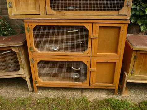 bunny hutches for sale used a variety of rabbit hutches for sale chelmsford essex