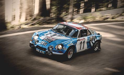 renault alpine a110 rally a cross border love affair with the alpine a110 petrolicious