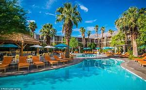 Palm Springs hotel loved by Marilyn Monroe can now be