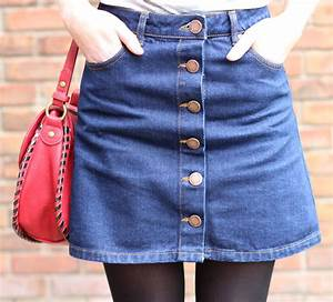Embracing My Inner Spice Girl In A Denim Skirt | Fashion Beauty And Lifestyle Blog UK ...