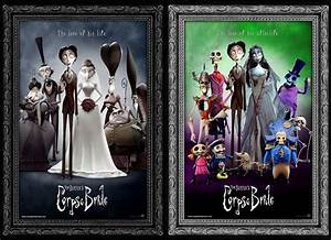 Emily and Victor Corpse Bride   Corpse Bride Emily And Victor Love Tragic corpse…   Tim Burton ...