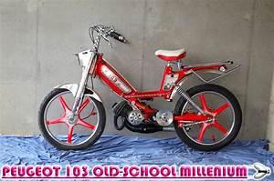 Garage Millenium : garage build peugeot 103 old school millenium ~ Gottalentnigeria.com Avis de Voitures