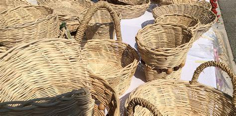 courses  basket weaving nice polcenigo