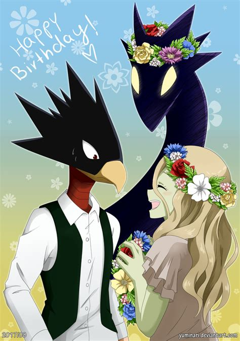 Happy Birthday T By Yuminari On Deviantart