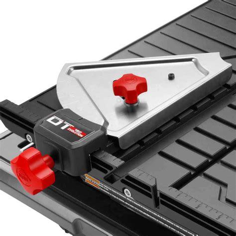 rubi tile saw accessories rubi dt180 7 quot tile saw contractors direct