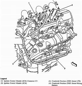 How Do You Replace The Crank Sensor On A 2001 Buick