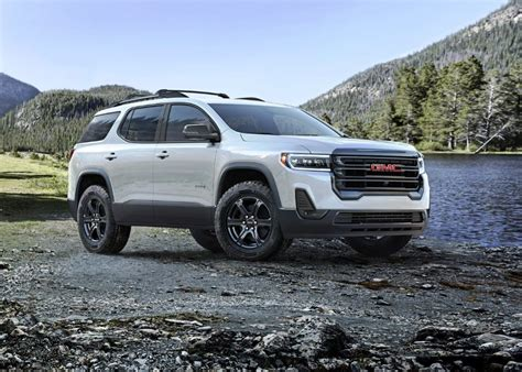 Gmc Denali Suv 2020 by 2020 Gmc Acadia Denali Features Cost 2020 Suv Update