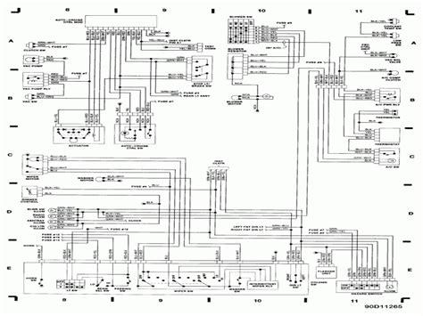 1989 dodge ramcharger wiring diagram wiring forums