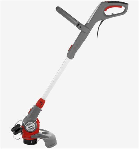 cobra gte electric grass trimmer