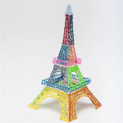 3doodler Templates by Eiffel Tower The 3doodler