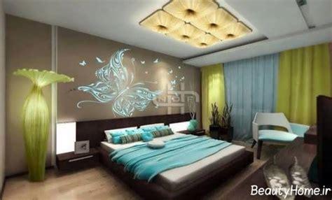 two person bedroom ideas دکوراسیون فیروزه ای خانه های شیک و مدرن امروزی