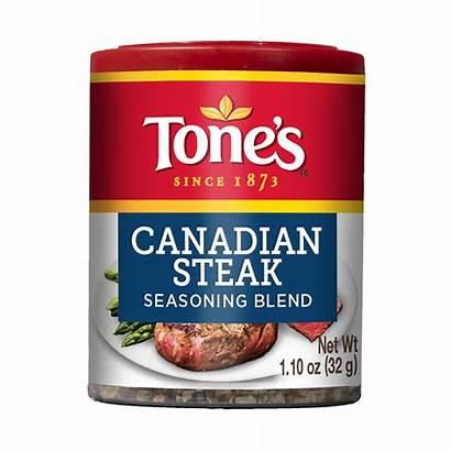 Seasoning Steak Canadian Cinnamon Sprinkle Maple Blend