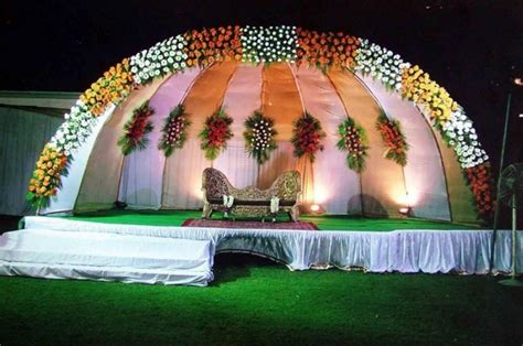simple stage decoration