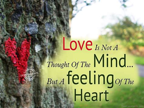 Love Is Not A Thought Of The Mind Desicommentscom