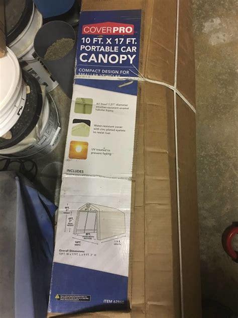 harbor freight carport warranty carports garages
