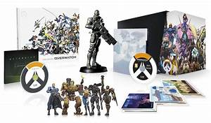 Overwatch Collector39s Edition Pre Orders Begin