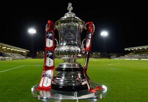 English FA cup: Chelsea to take on Everton + Other quarter ...