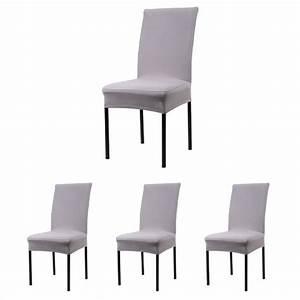 Un Dossier De Chaise : housse de chaise a haut dossier ~ Premium-room.com Idées de Décoration