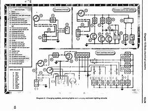 Wiring Diagram Land Rover 200tdi Charging System And