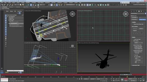 Desain Nmax 2018 by 3ds Max 2018 Motion Paths