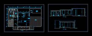 Reception Room 2D DWG Design Plan for AutoCAD • Designs CAD