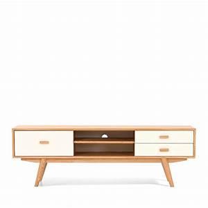 Meuble Tv Scandinave But : meuble tv scandinave en bois maguro by drawer ~ Teatrodelosmanantiales.com Idées de Décoration