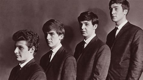 Download Wallpaper 1920x1080 The Beatles, Band, Faces