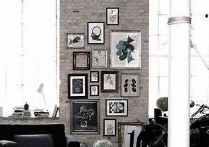 Bilder An Der Wand : bilderrahmen aufh ngen unsichtbarer begrenzungsrahmen ~ Lizthompson.info Haus und Dekorationen