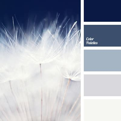 deep dark blue color palette ideas