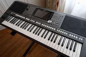 Keyboard Yamaha Psr S970 : yamaha psr s970 keyboard workstation catawiki ~ Jslefanu.com Haus und Dekorationen