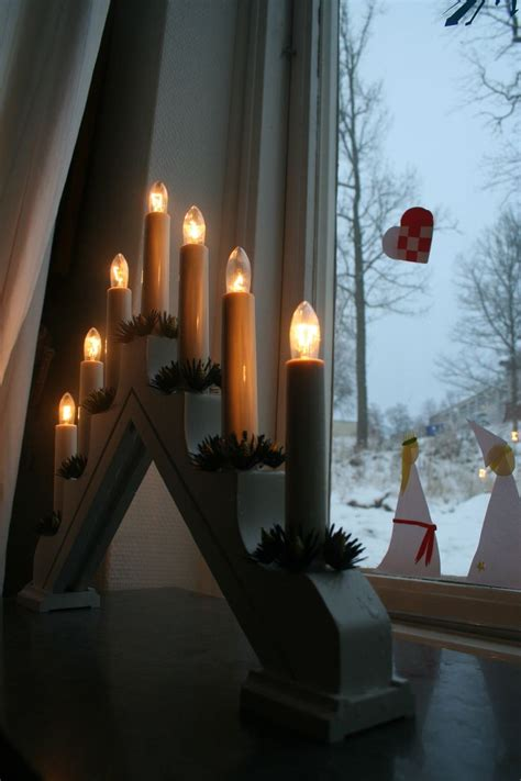 swedish christmas candles back to my roots swedish
