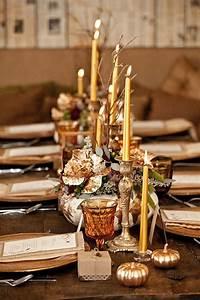 20, Elegant, Thanksgiving, Table, Decorations, Ideas