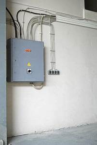 Electric Code Circuit Breaker Panel Box Requirements