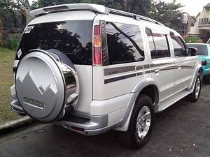 2007 Ford Everest Manual Transmission For Sale From Manila