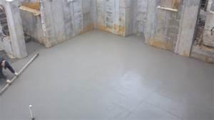 pouring concrete basement floor mike 039 s house basement With how to finish a concrete basement floor