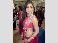 Serial Actress Drashti Dhami Hot Navel Show Photos Hot