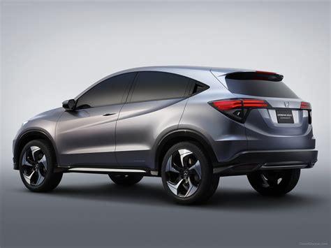 Honda Urban Suv Concept 2014 Exotic Car Wallpapers #02 Of