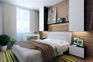 Small bedroom modern design designer solutions for Design for small bedroom modern